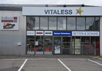 Vitaless Shop Aarau